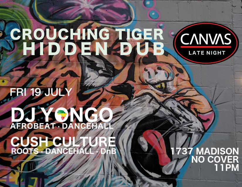 Canvas Late Night This Friday