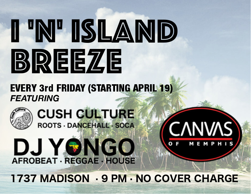 I n Island Breeze Fridays at Canvas